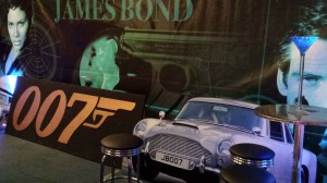 007 Themed Party