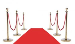 Red Carpet and Post Hire